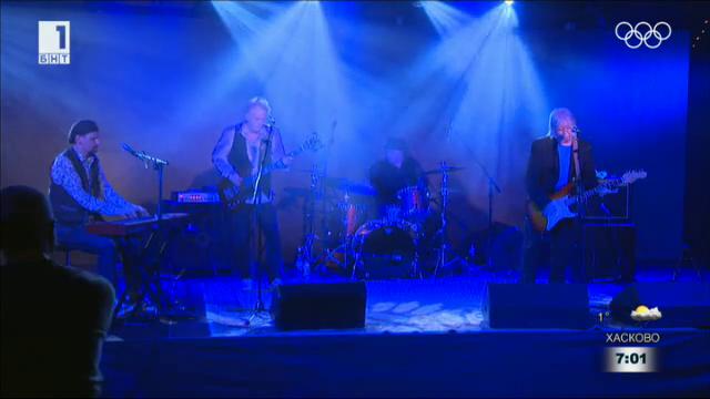 Норман Бийкър за първи път изнесе концерт пред българска публика