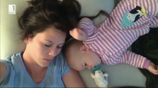 Сънят на бебето и детето