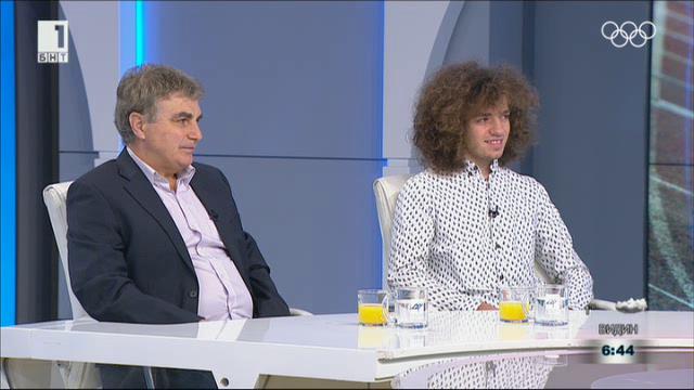 Веселин Живков - новата надежда на България в спринта