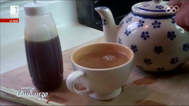 Рецепта на лечителя Димков с вино, мед и алое