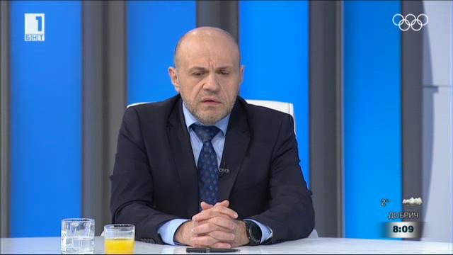 България и еврофондовете. Говори вицепремиерът Томислав Дончев