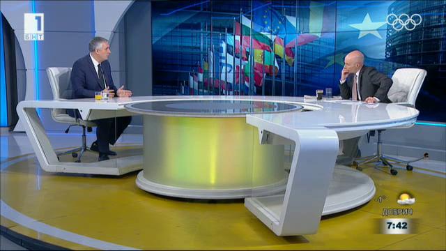 Ивайло Калфин: Неформалният съвет на външните министри в София е много важен