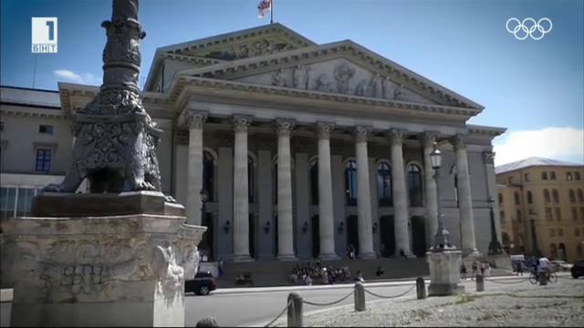 Баварската опера в Мюнхен