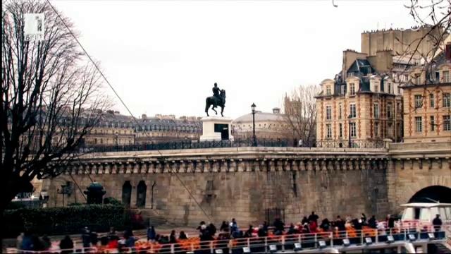 Франция - най-известният туристически рай на планетата