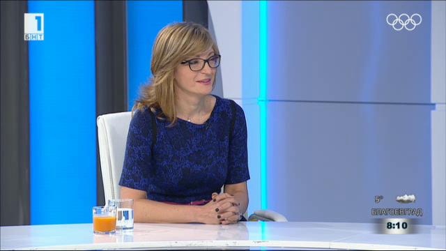 Дипломация и лидерски ходове. Министър Екатерина Захариева