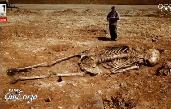 Живели ли са великани по земята?