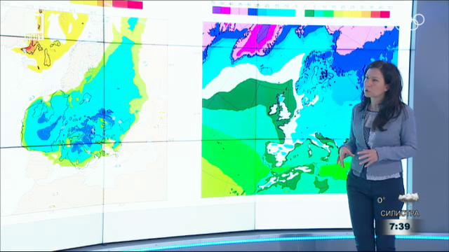 Очакват ни типично зимни температури в края на седмицата