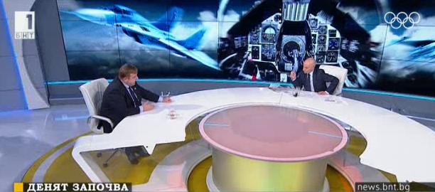 Министър Каракачанов: Работи се по проект за модернизация на сухопътните войски