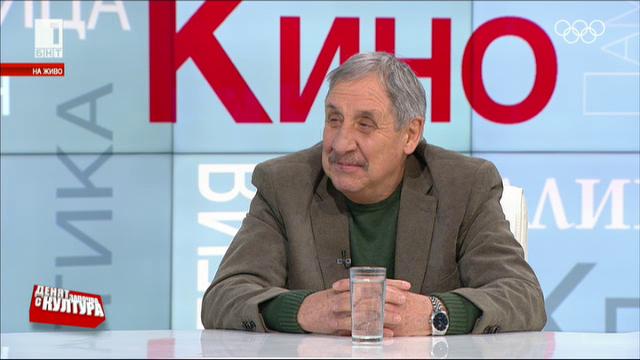 Марин Янев на 75 години
