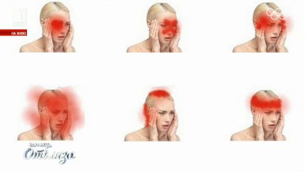 Защо ни боли глава и как да разпознаем различните видове главоболие?