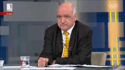 Проф. Плочев: Безотговорно е да се мълчи за проблема с дефицита в бюджета