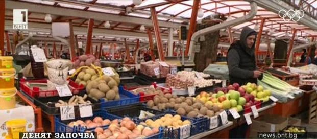 Цените на хранителните продукти във Варна