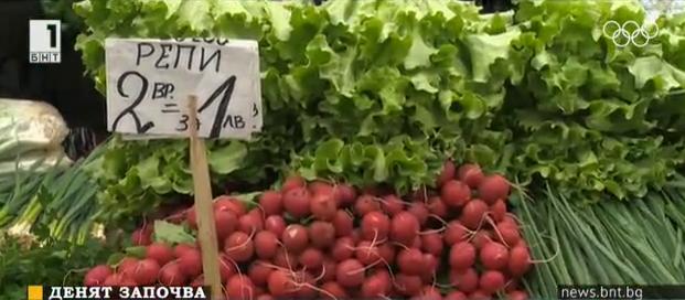 Как се движат цените на пазарите в София