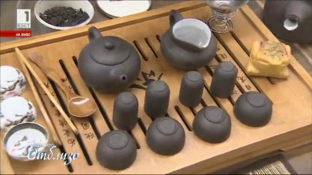 Китайската чаена церемония