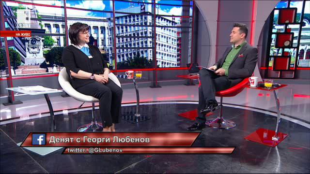 Големият поход на опозицията - говори Корнелия Нинова