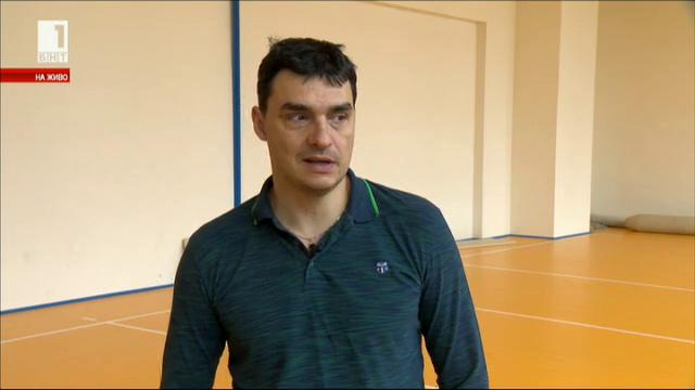 Владимир Николов - любимият волейболист на България