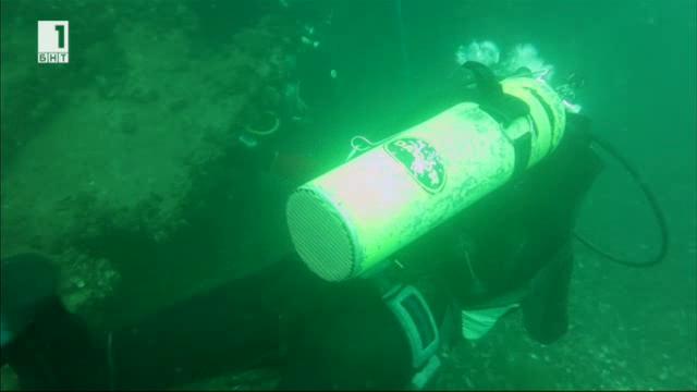 Морска археология: експедиция в залива Вромос