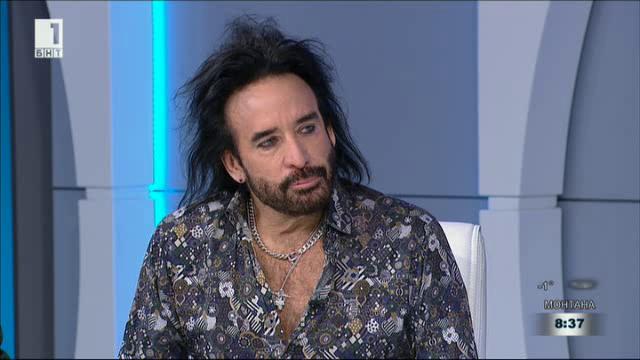 Марко Мендоса: Имам прекрасни спомени от София