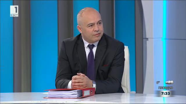 Георги Свиленски: БСП не е участвала в приватизацията на ЕРД