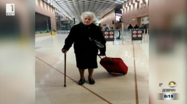Историята на 93-годишната Ирма, която замина за Кения като доброволка