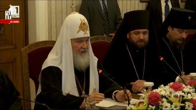 Прекрачи ли великодушният тон на християнството Руският патриарх?