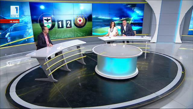 Горещите теми в българския футбол. Гостува Атанас Фурнаджиев
