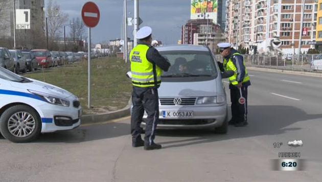 Масови проверки за използването на предпазни колани в автомобилите