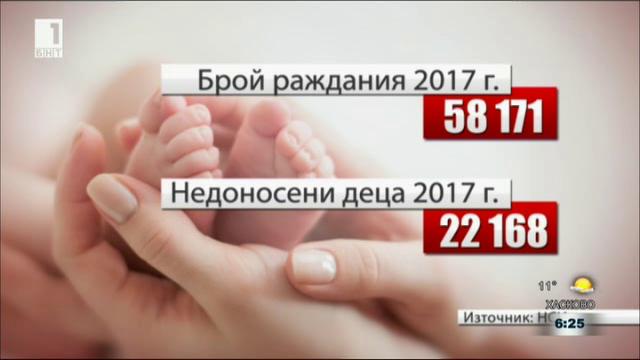 НЗОК проверява родилните отделения