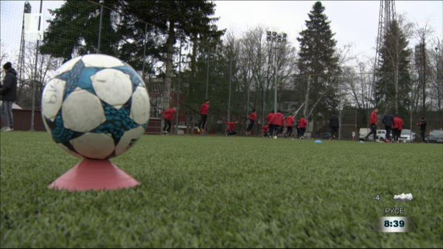 Как се подготвят бъдещите български футболисти?