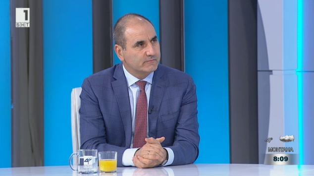 Стратегическо патньорство с Европол - говори Цветан Цветанов