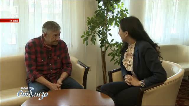 """""""Здравно досие"""" – актьорът Ивайло Христов"""