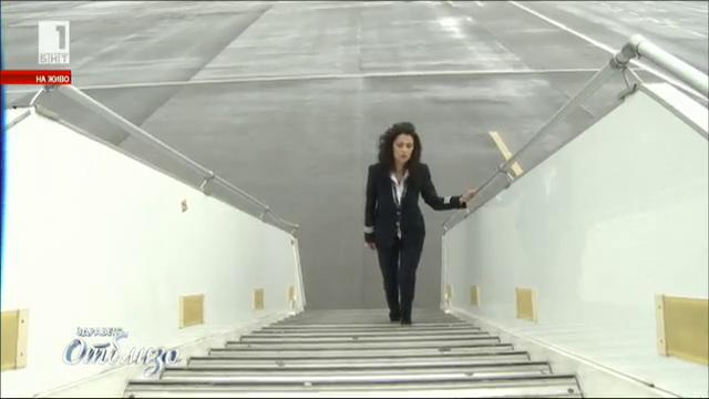 Росица Иванова – една дама в пилотската кабина