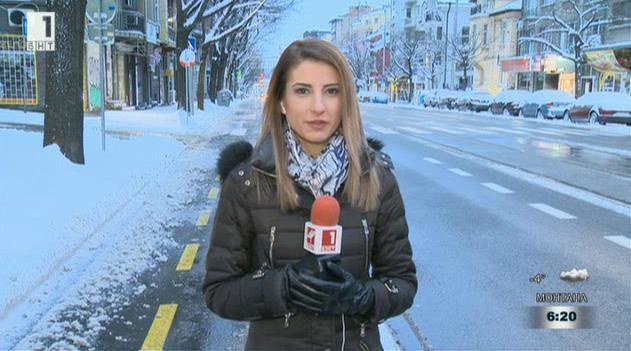 Каква е обстановката в София днес?