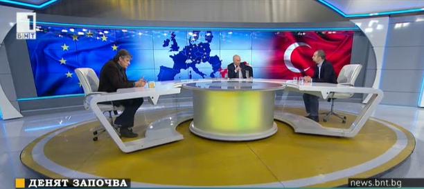 Срещата ЕС - Турция: коментарите