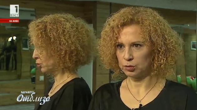 Здравно досие - актрисата Силвия Лулчева