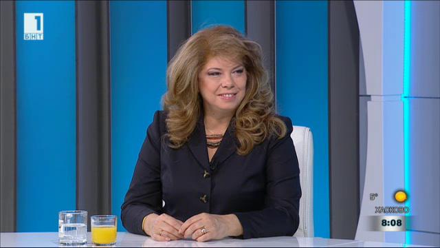Илияна Йотова: Имаме нужда от това диалогът с Русия да се развива
