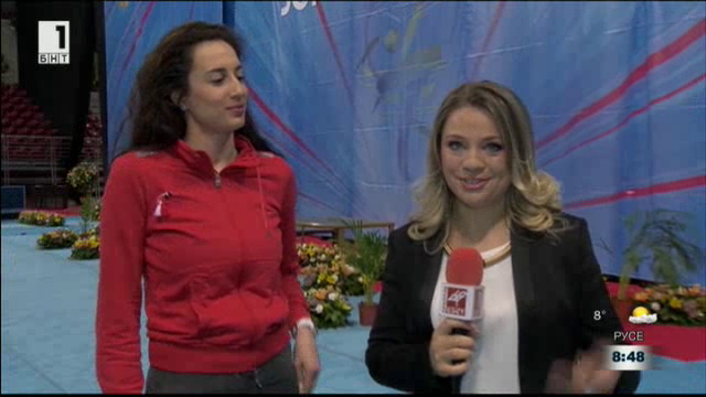 Започва Световната купа по художествена гимнастика