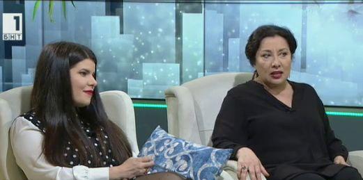 Оперните певици Дарина Такова и Мила Михова в Извън играта