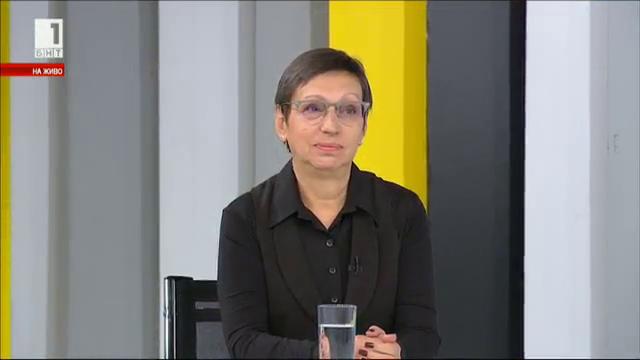 Един семеен разговор с режисьорката Иглика Трифонова и актьора Христо Гърбов