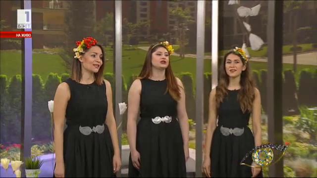 Трио Евридика за красотата на акапелното пеене