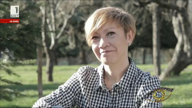 Интервюта в парка: Лазара Златарева