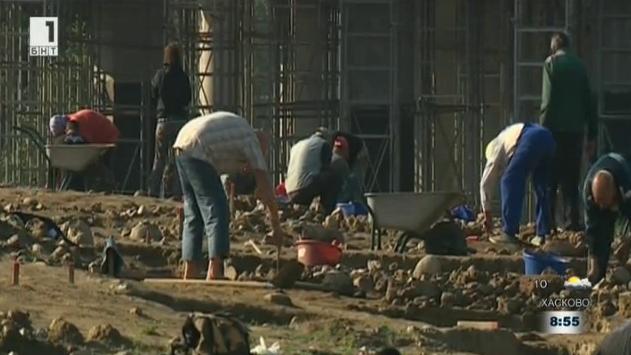 """""""Транспорт и транспортна инфраструктура финансира над 10 археологически обекта"""