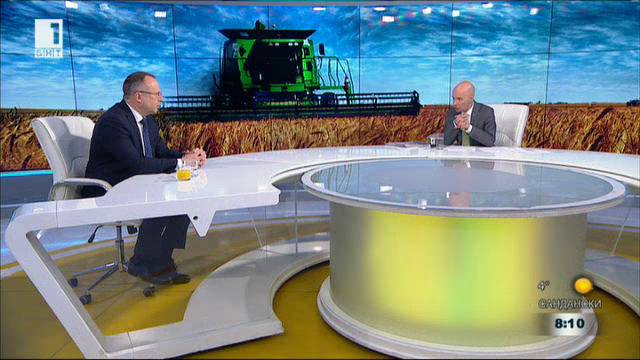 Румен Порожанов: Позицията на земеделския бранш за горивата е принципна