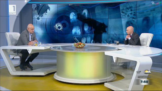 Николай Проданов: Ние работим в един информационен дефицит