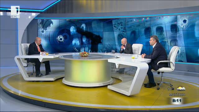 Сигурността в затворите - коментар на Красимир Занев и Стефан Ташев
