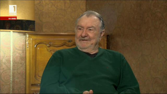 Васил Михайлов на 80 - специално интервю за Денят започва с Георги Любенов