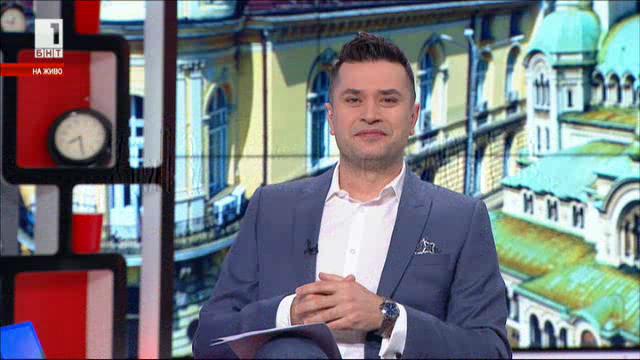 Актьорът-легенда Васил Михайлов специално пред Георги Любенов