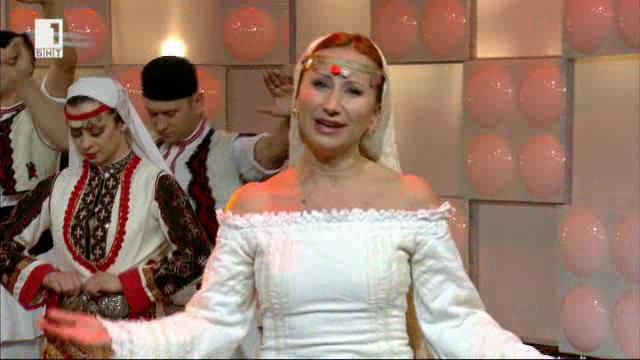 Албена Вескова и ансамбъл Българе
