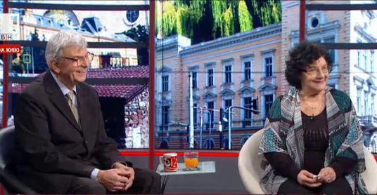 На Великден с артистичното семейство Виолета Бахчеванова и Васил Стойчев