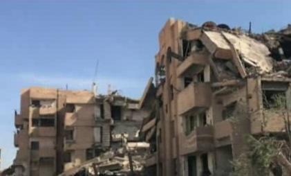 Напрежение в Сирия